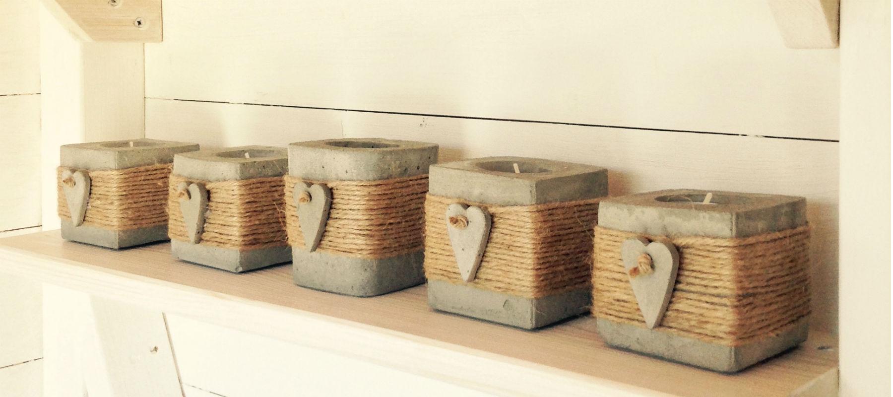 herzen zum verlieben aus beton kunst aus beton. Black Bedroom Furniture Sets. Home Design Ideas